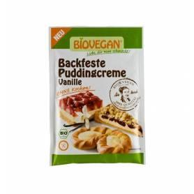 Crema solida pentru budinca de vanilie bio 50g - Biovegan
