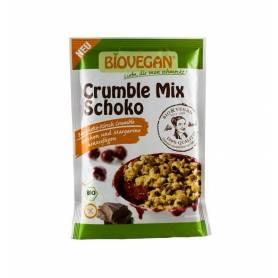 Amestec de ciocolata maruntita bio 135g - Biovegan