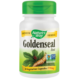 Goldenseal 30cps - Nature's Way - Secom