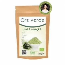 Orz verde pulbere 250g ECO-BIO OBio