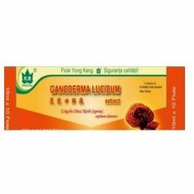 Ganoderma 2000mg 10fiole a 10ml - Yong Kang
