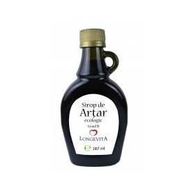 Sirop Artar Tip B 187ml ECO-BIO - Longevita