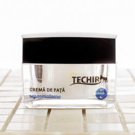CREMA REGENERATOARE DE FATA 50g - TECHIR