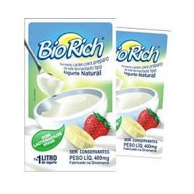 Fermenti lactici pentru fabricarea iaurtului 400mg - BIO RICH