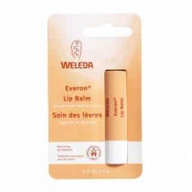 Balsam de buze Everon SPF 4 (4g) - WELEDA