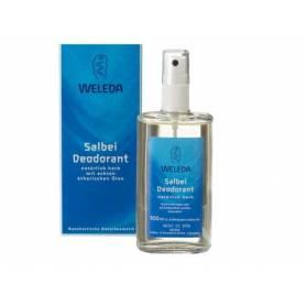 Deodorant natural cu SALVIE, CIMBRU si ROZMARIN 100ml - WELEDA