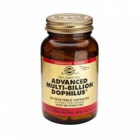 Advanced Multi-Billion Dophilus 60 veg. caps - probiotice - SOLGAR