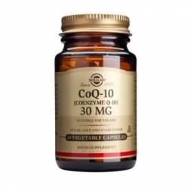 Coenzyme Q-10 - coenzima Q-10 - 30mg 30veg. caps SOLGAR
