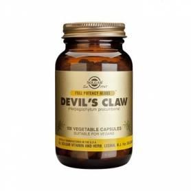 Devils Claw - Ghiara diavolului - 100 veg.caps - SOLGAR