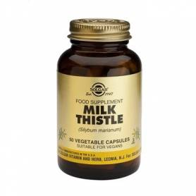 Milk Thistle - Silimarina - 50 veg caps - SOLGAR