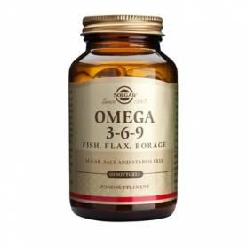 Omega 3-6-9 - 60gelule - SOLGAR