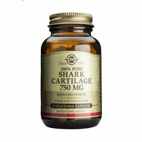 Shark Cartilage - cartilaj de rechin - 750mg - 45cps - SOLGAR