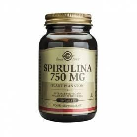 Spirulina 750mg - 100tb - SOLGAR