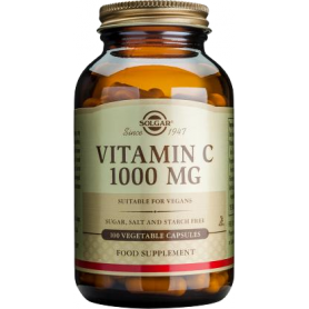 Vitamina C 1000mg 100 veg.caps - SOLGAR