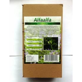 Alfalfa (lucerna) pulbere verde eco-bio 125g DECO ITALIA