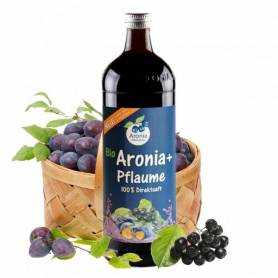 Suc de Aronia + Prune 700ml ECO-BIO - PRONAT