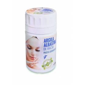 Argila albastra de Raciu - pasta cosmetica 500g - ARGILA ALBASTRA - ROMCOS