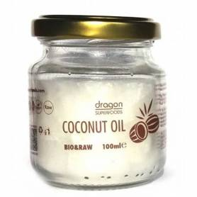 Ulei de cocos extra virgin 100g - ECO-BIO - Dragon Superfoods