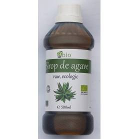 Sirop de Agave 250ml - raw- dark - eco-bio - OBio