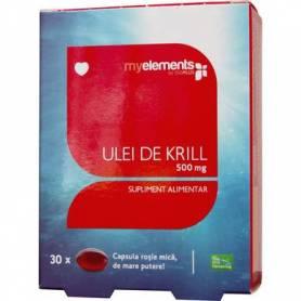 Ulei de Krill - Omega 3 - 500mg - My Elements - ISOPLUS.jpg