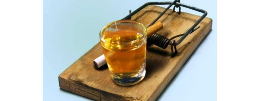Dependenta de alcool, fumat sau droguri