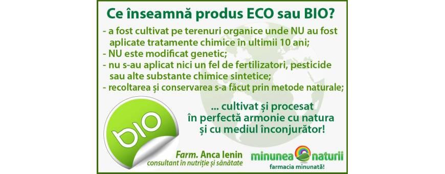 Produse organice-eco-bio
