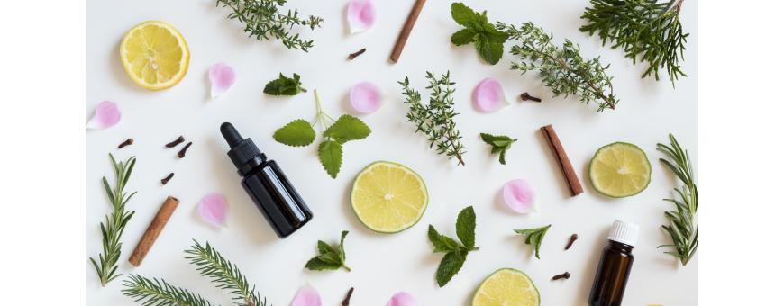 Uleiuri esentiale naturale si pure, pentru aromaterapie si uleiuri esentiale de uz intern