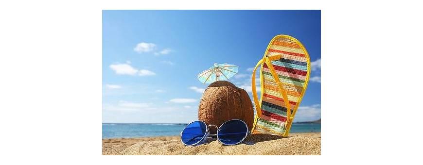 Ulei de cocos pentru plaja